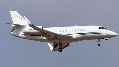 PP-AMK - Dassault Falcon 2000LX - Private