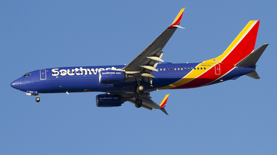 N8528Q - Boeing 737-8H4 - Southwest Airlines