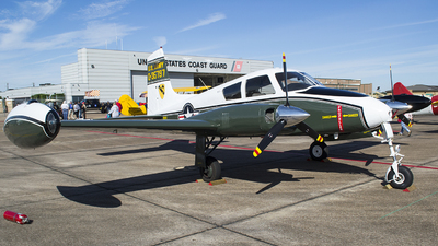 N5VX - Cessna 310C - Private