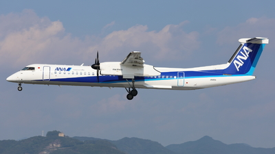 JA465A - Bombardier Dash 8-Q402 - ANA Wings