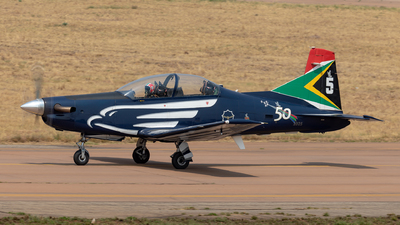 2025 - Pilatus PC-7 Mk.II - South Africa - Air Force
