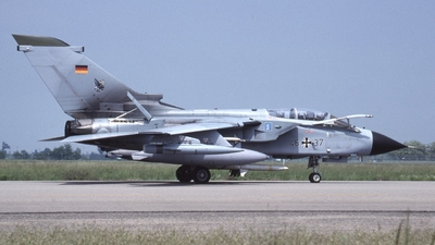 46-37 - Panavia Tornado ECR - Germany - Air Force