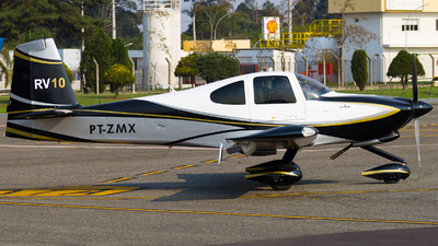 PT-ZMX - Vans RV-10 - Private