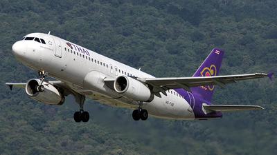 HS-TXB - Airbus A320-232 - Thai Airways International