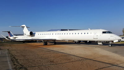 EC-JTU - Bombardier CRJ-900ER - CemAir