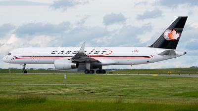 C-GVAJ - Boeing 757-223(PCF) - Cargojet Airways