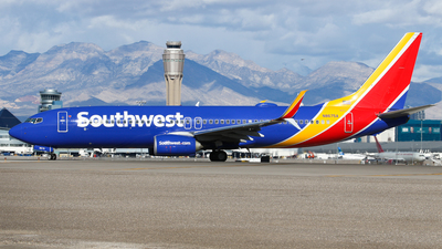 N8675A - Boeing 737-8H4 - Southwest Airlines