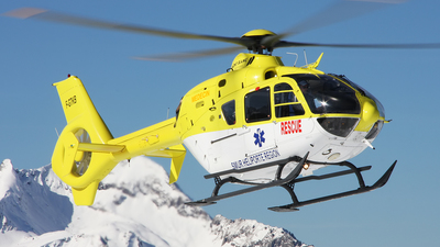 F-GTKB - Eurocopter EC 135T1 - Mont Blanc Hélicoptères