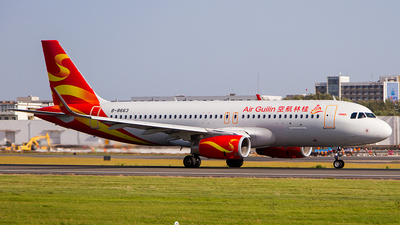 B-8663 - Airbus A320-232 - Air Guilin