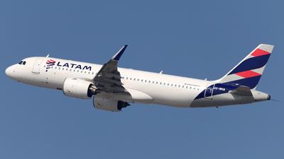 CC-BHA - Airbus A320-271N - LATAM Airlines