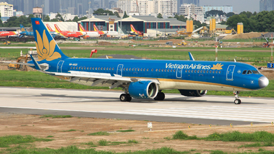 VN-A621 - Airbus A321-272N - Vietnam Airlines