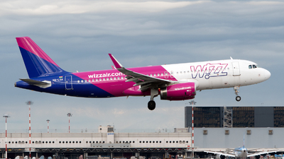 A picture of HALSA - Airbus A320232 - Wizz Air - © Medolago Manuel