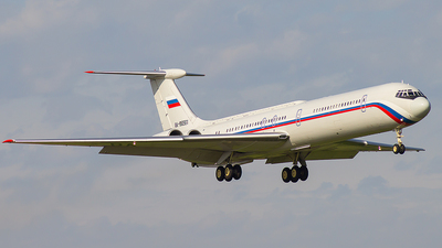 RA-86561 - Ilyushin IL-62M - Russia - Air Force
