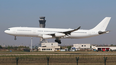 A picture of CSTQZ - Airbus A340313 - Hi Fly - © Memory of the Winter