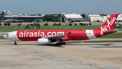 HS-XTH - Airbus A330-343 - Thai AirAsia X