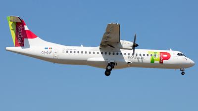 CS-DJF - ATR 72-212A(600) - TAP Express