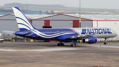 N169CA - Boeing 757-236 - National Airlines