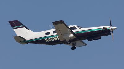 N45WF - Piper PA-46-350P Malibu Mirage/Jetprop DLX - Private