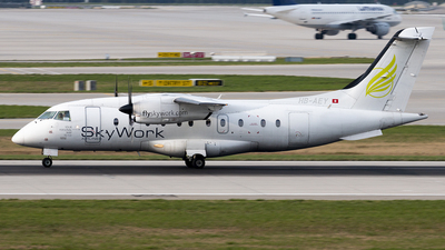 HB-AEY - Dornier Do-328-100 - Sky Work Airlines