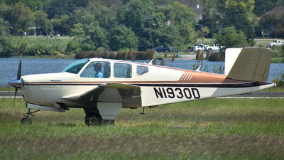 N1930D - Beechcraft C35 Bonanza - Private