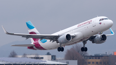 OE-IQB - Airbus A320-214 - Eurowings Europe