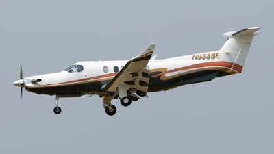 N933SE - Pilatus PC-12/45 - Private