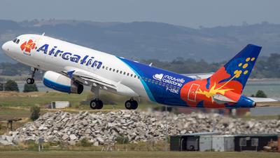 F-OZNC - Airbus A320-232 - Aircalin