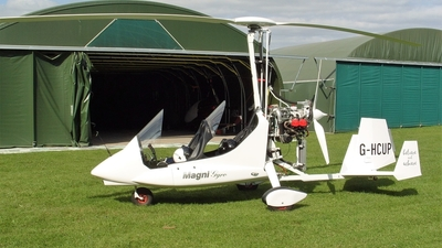 G-HCUP - Magni Gyro M-22 Voyager - Private