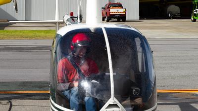 VH-HXT - Robinson R44 Astro - Private