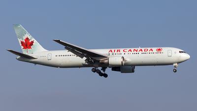C-FOCA - Boeing 767-375(ER) - Air Canada