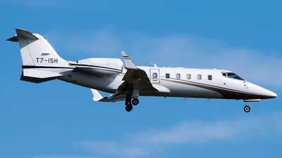 T7-ISH - Bombardier Learjet 60XR - Anda Air