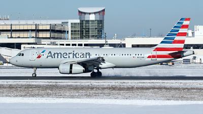 N651AW - Airbus A320-232 - American Airlines
