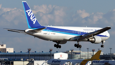 JA612A - Boeing 767-381(ER) - All Nippon Airways (Air Japan)