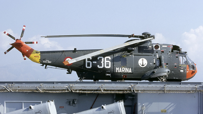 MM81187 - Sikorsky SH-3D Sea King - Italy - Navy