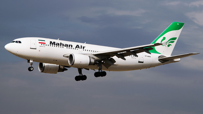 A picture of EPMMN - Airbus A310304 - Mahan Air - © Mahyar Malakooti