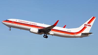A picture of PKGFN - Boeing 73786N - [38033] - © Herison Riwu Kore