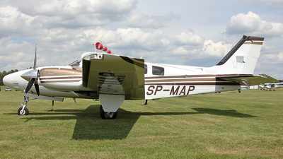 SP-MAP - Beechcraft G58 Baron - Private