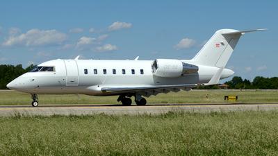 OE-IIX - Bombardier CL-600-2B16 Challenger 605 - LaudaMotion Executive