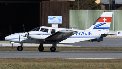 A picture of N626JG - Piper PA34220T - [348133105] - © Paul Denton