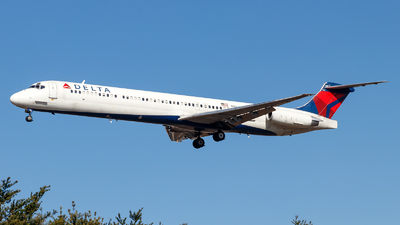 N962DL - McDonnell Douglas MD-88 - Delta Air Lines