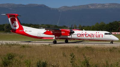 D-ABQI - Bombardier Dash 8-Q402 - Air Berlin (LGW Luftfahrtgesellschaft Walter)