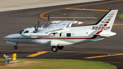 N999UP - Mitsubishi MU-2B-60 Marquise - Private