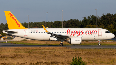 A picture of TCNBY - Airbus A320251N - Pegasus Airlines - © Markus Altmann