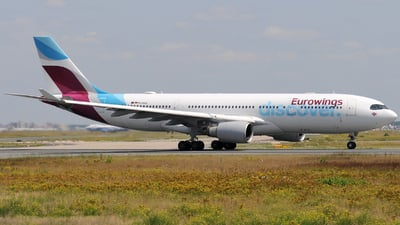 D-AXGE - Airbus A330-203 - Eurowings Discover