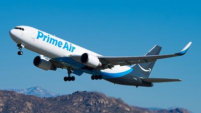 N1487A - Boeing 767-31K(ER)(BDSF) - Amazon Prime Air (Atlas Air)