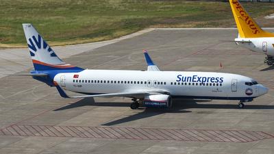 TC-SOP - Boeing 737-8AS - SunExpress