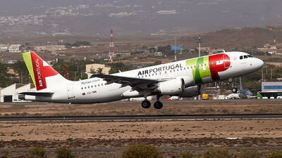 A picture of CSTNN - Airbus A320214 - TAP Air Portugal - © JakkoFly