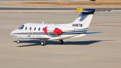 N496TM - Beechcraft 400A Beechjet - Private
