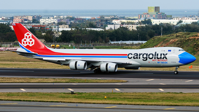 LX-VCF - Boeing 747-8R7F - Cargolux Airlines International