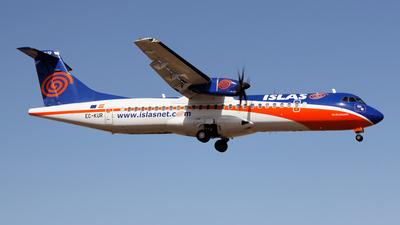 EC-KUR - ATR 72-212A(500) - Islas Airways